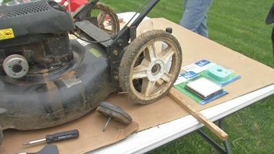 Get your lawnmower ready for the summer cutting season