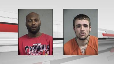 Louisville Metro Police arrest two suspects in connection with February homicide