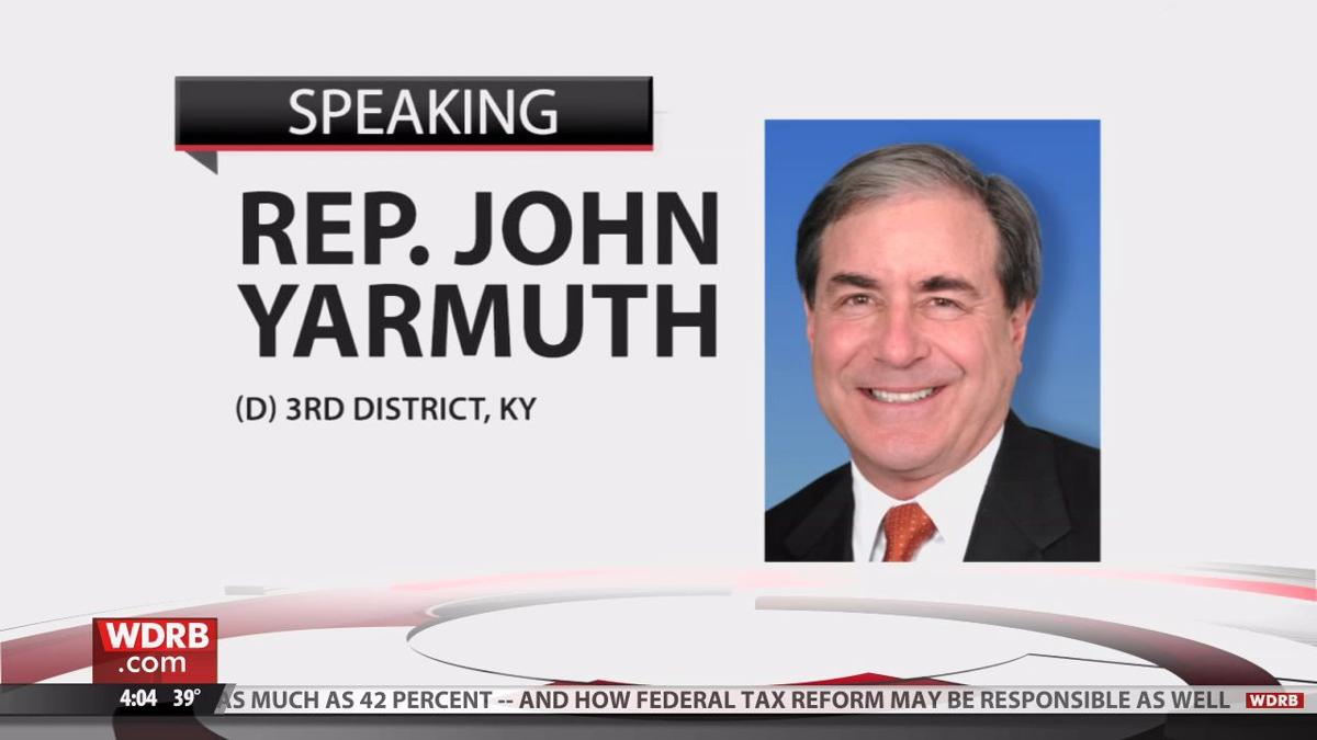 Yarmuth calls for Trump's impeachment if he directed Cohen to lie to Congress