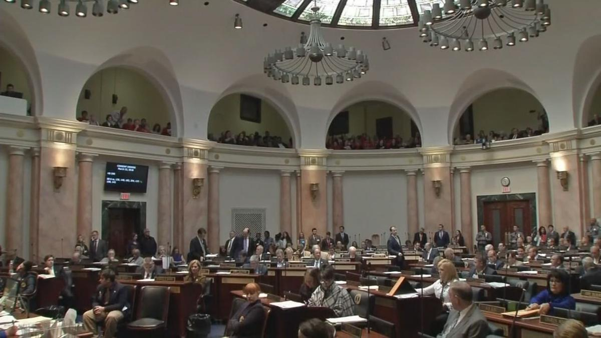 Kentucky Congress Special Session - 12-18-18