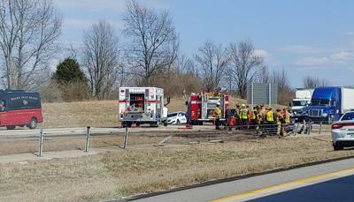 Authorities identify 50-year-old woman killed in I-64 crash