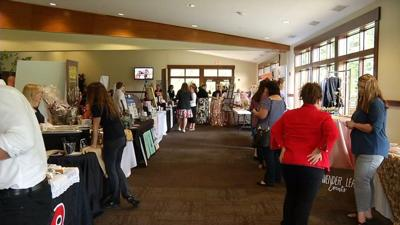 Wedding show allows local businesses to network, get ideas