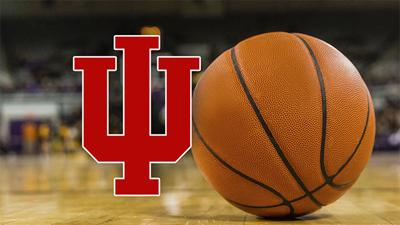 IU basketball graphic