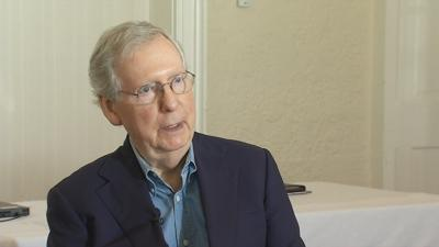 McConnell says he 'didn't appreciate' Pelosi calling his comments about Obama 'racist'