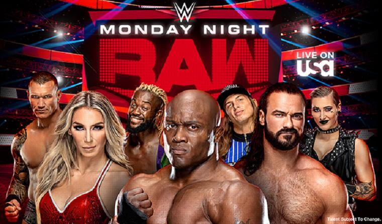 WWE Raw at Yum Center