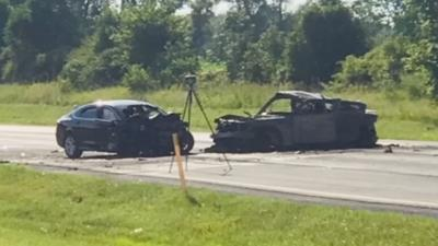 Crash that killed Indiana K-9 officer
