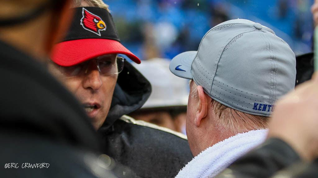 BOZICH | Vegas lists Louisville as underdog in 3 key home football games