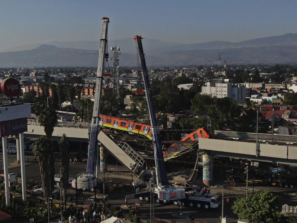 MEXICO CITY - TRAIN BRIDGE COLLAPSE - AP 5-4-2021 1.jpeg