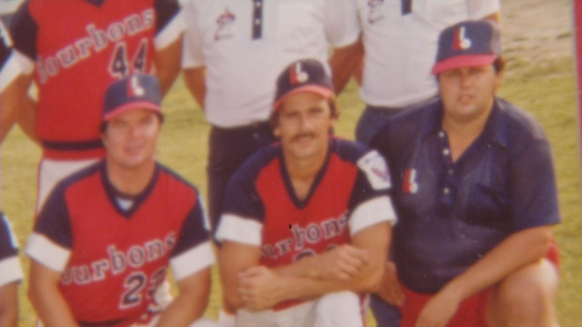 Kentucky Bourbons players (circa 1970s)