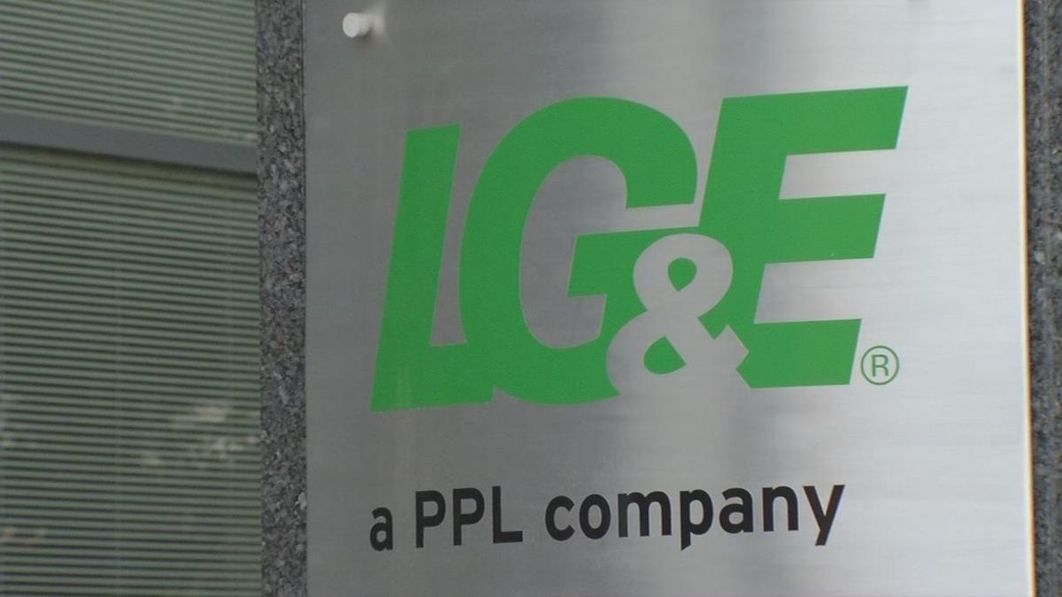 LG&E logo