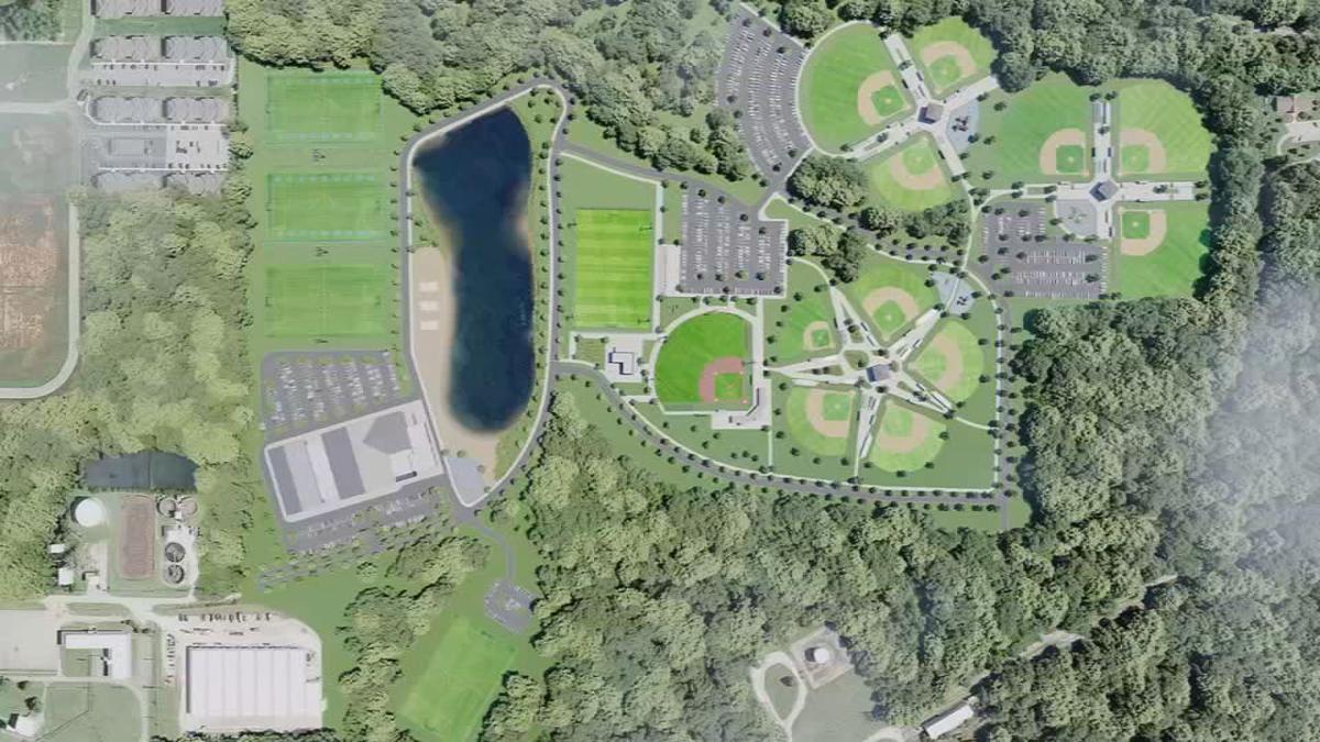 charlestown sports complex