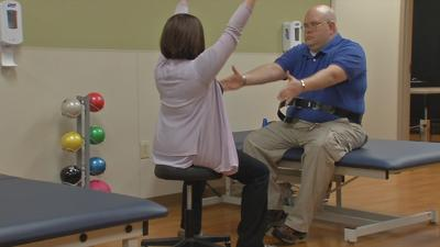 Louisville man shares his story during Multiple Sclerosis Awareness Month