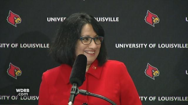 Neeli Bendapudi, provost at University of Kansas, named next president of University of Louisville