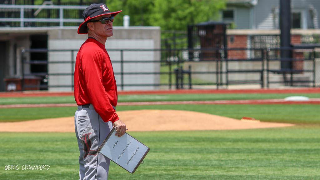 Dan McDonnell Louisville baseball