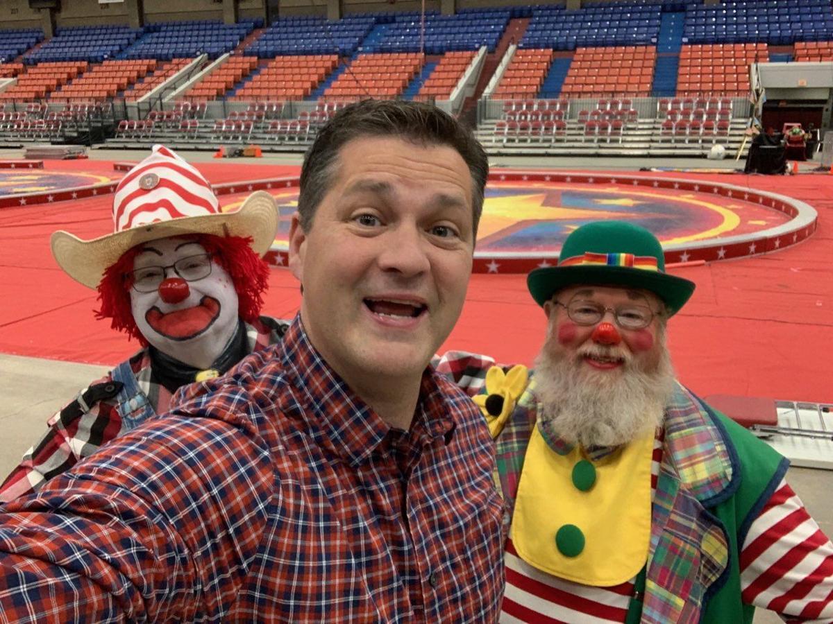 Kosair Shrine Circus with Keith Kaiser