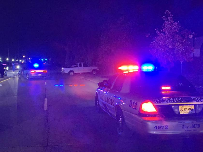 Man arrested in Old Louisville after leading police on 45-minute multistate chase