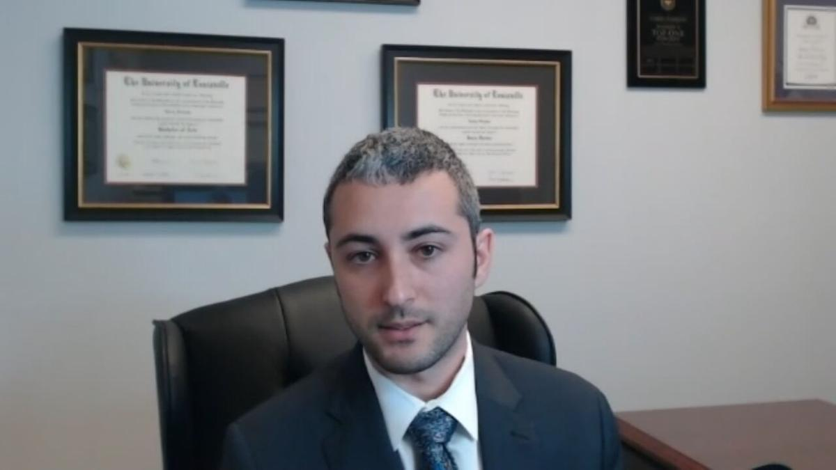Attorney Larry Forman