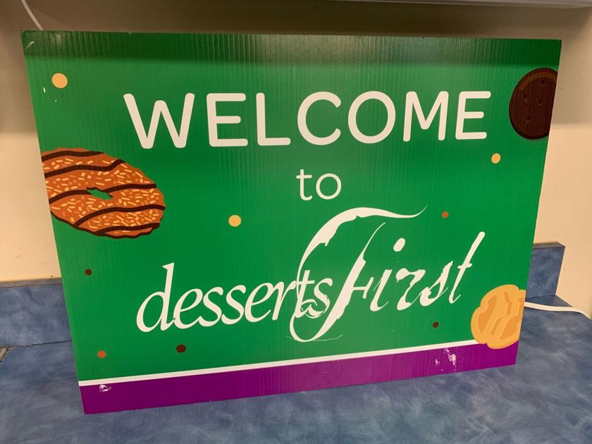 Girl Scout cookies become the key ingredient in the Desserts First fundraiser