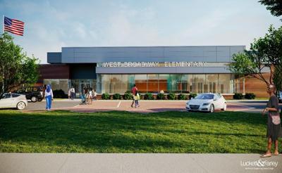 JCPS west broadway school exterior school rendering.jpg