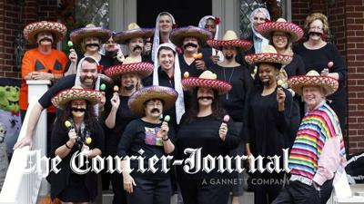 U of L apologizes over photo of Ramsey, staff in Mexican costumes