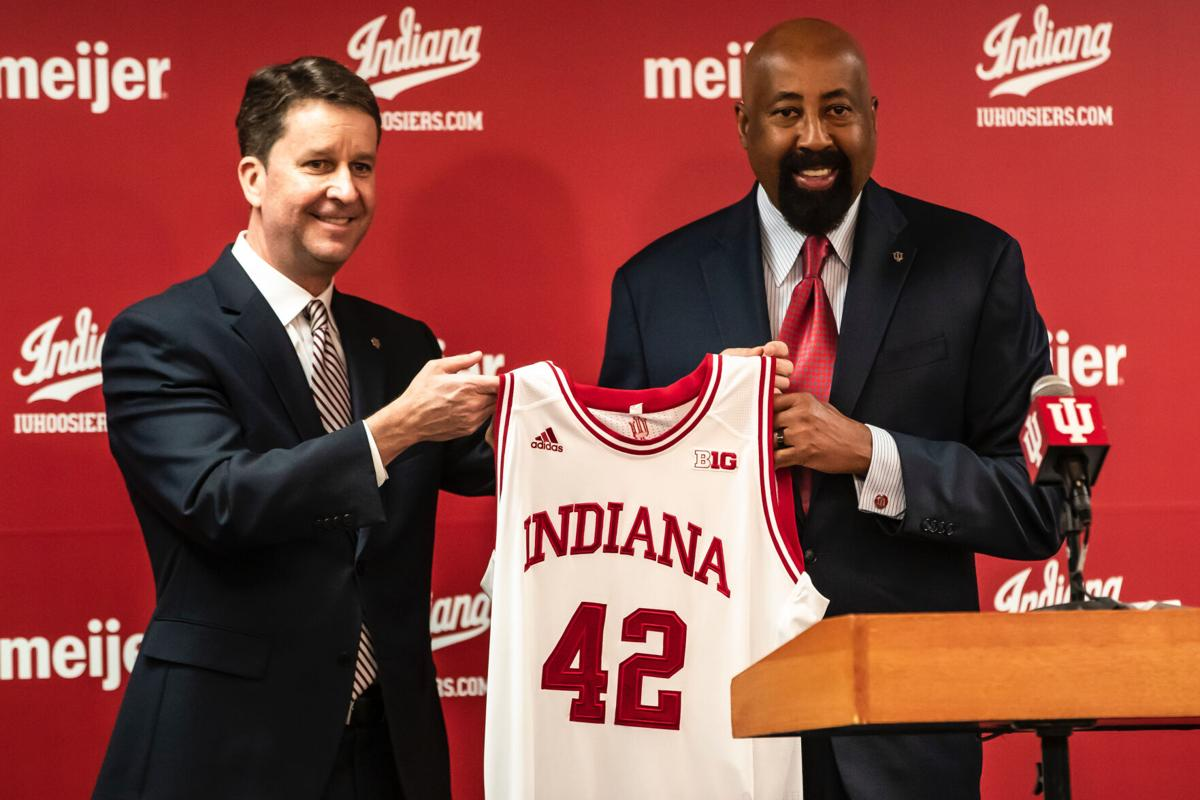 Mike Woodson Scott Dolson