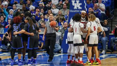Kentucky Louisville women