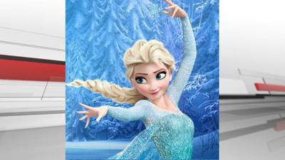 Harlan Police issue arrest warrant for 'Frozen' character