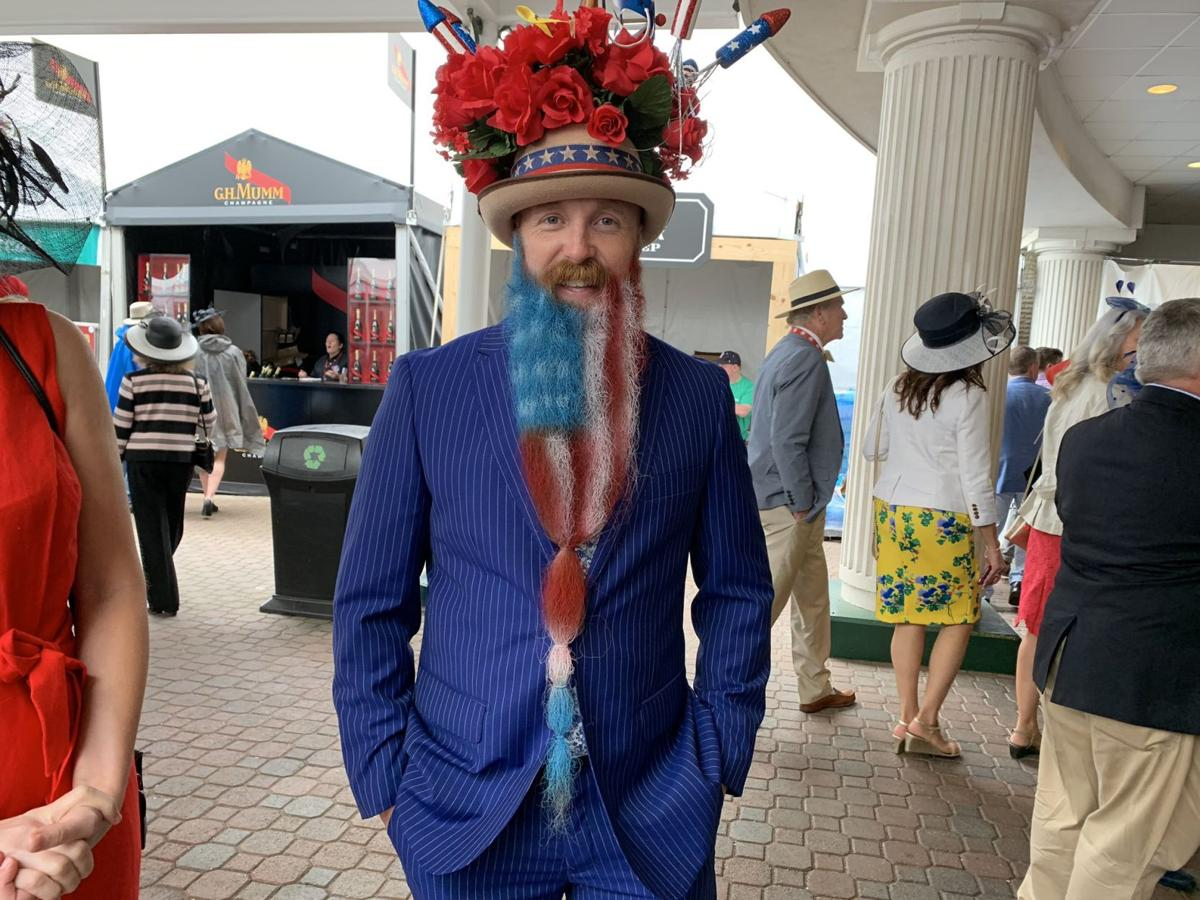 DERBY 2019 USA beard