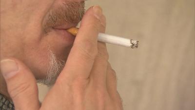 As Kentucky Senate debates budget, a group pushes for cigarette tax increase