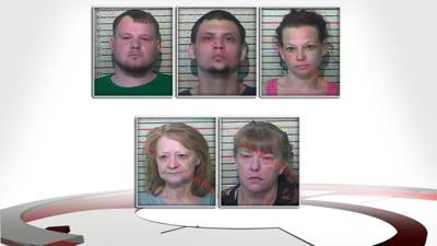 Several arrested during drug sweep in Franklin County, Ky    Crime
