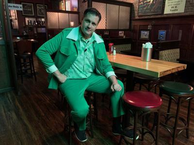 Louisville's Largest Leprechaun KK