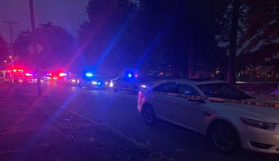 Shooting in Victory Park - 6-1-19