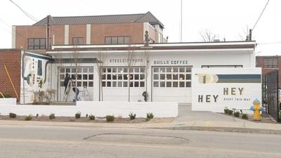 Steel City Pops, Quills Coffee to open inside renovated St. Matthews fire station