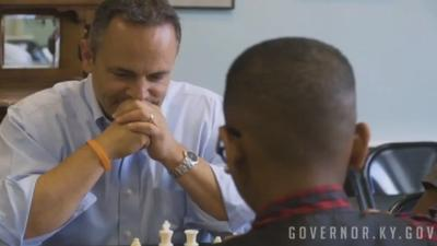 Gov. Bevin under fire after comments about West Louisville Chess Club