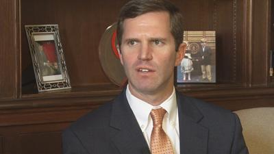 Kentucky Attorney General Andy Beshear says there is 'no place in Frankfort' for Rep. Dan Johnson