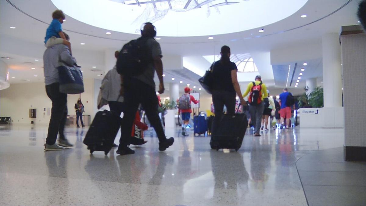 Louisville airport generic