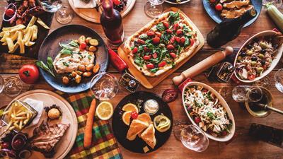 Assorted Foods - Restaurants -generic.jpg