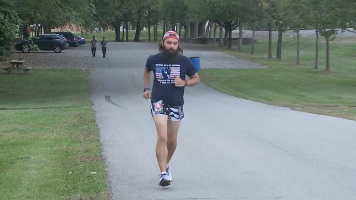 Columbus vet running for suicide awareness 2