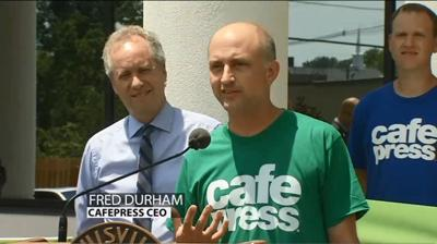Louisville's Cafepress.com cuts CEO's pay amid continued losses