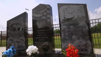 Waggener High School to dedicate memorial for Vietnam War veterans