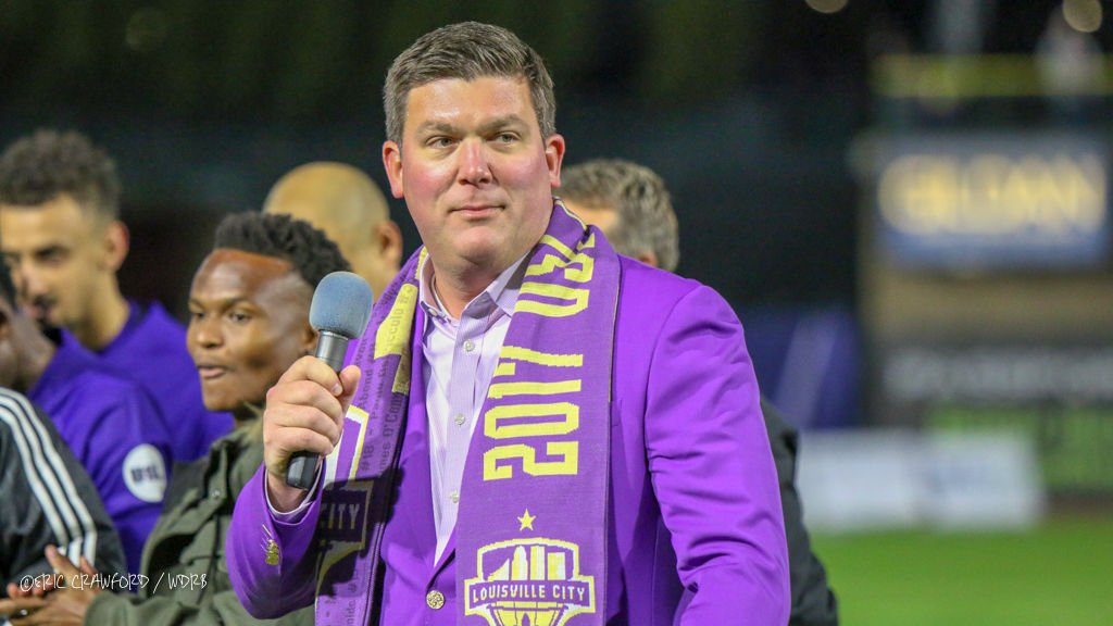 Brad Estes, Louisville City FC