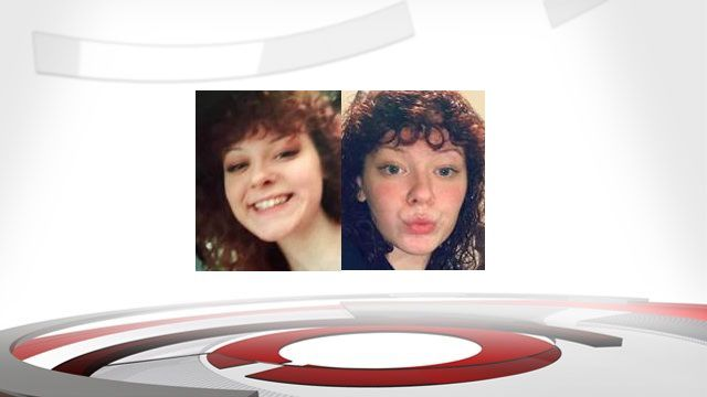 missing teen Kensie Potts