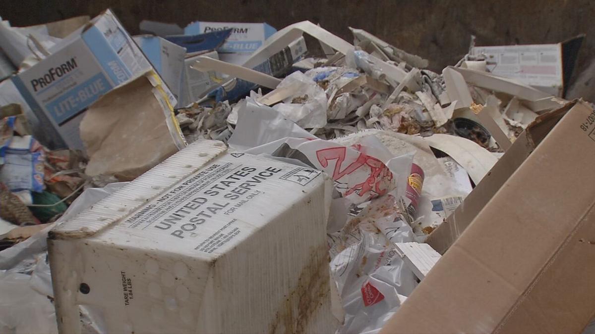 USPS absentee ballots dumped in Jeffersontown 10-15-20