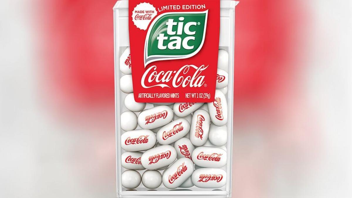 Tic Tac Coca Cola Mints