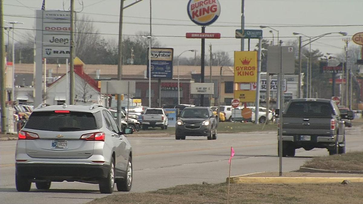 House Bill 1070 in Indiana is trying to stop distracted driving by keeping people off their cell phones while driving