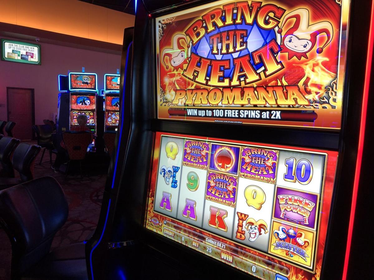 Derby City Gaming machine 1-2019