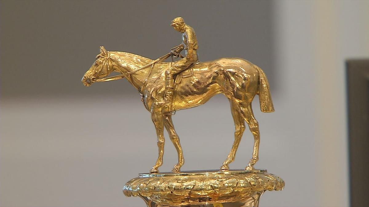 Kentucky Derby Museum opens its vault for 100th anniversary of Triple Crown