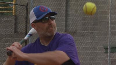 Male softball coach moving on to the college ranks