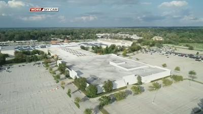 Oxmoor Center drone