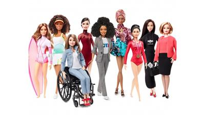 As Barbie turns 60, how has the world's most famous doll